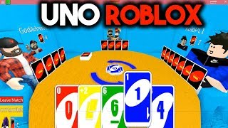 UNO ROBLOXIE W! • ROBLOX [#181]