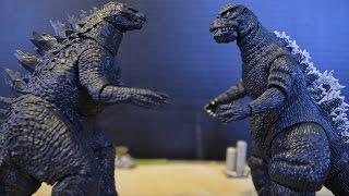 Godzilla 2014 vs godzilla 1985