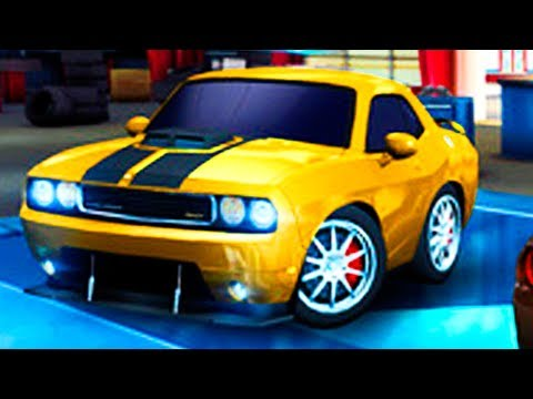Car Town Racing By Glu Android Ios Gameplay Fullhd Youtube