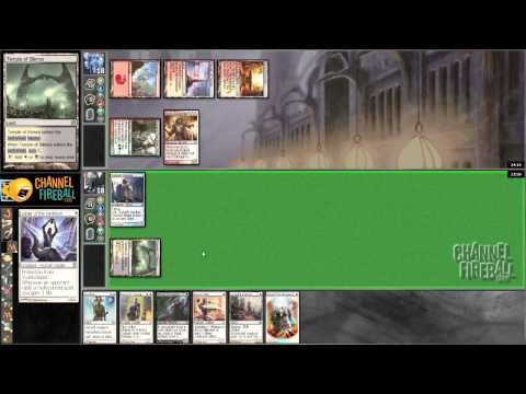 Rogue's Gallery -BW Aggro (Match 2, Game 1)