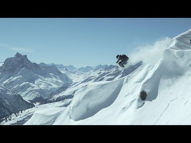 Freeriden in Tirol: Freeride Skifahren in Österreich ⛷