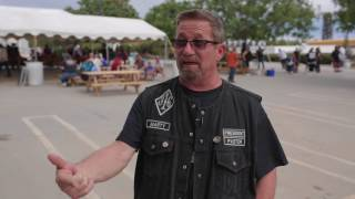 Interview with Pastor Marty Souter - Set Free Church - Needles, CA