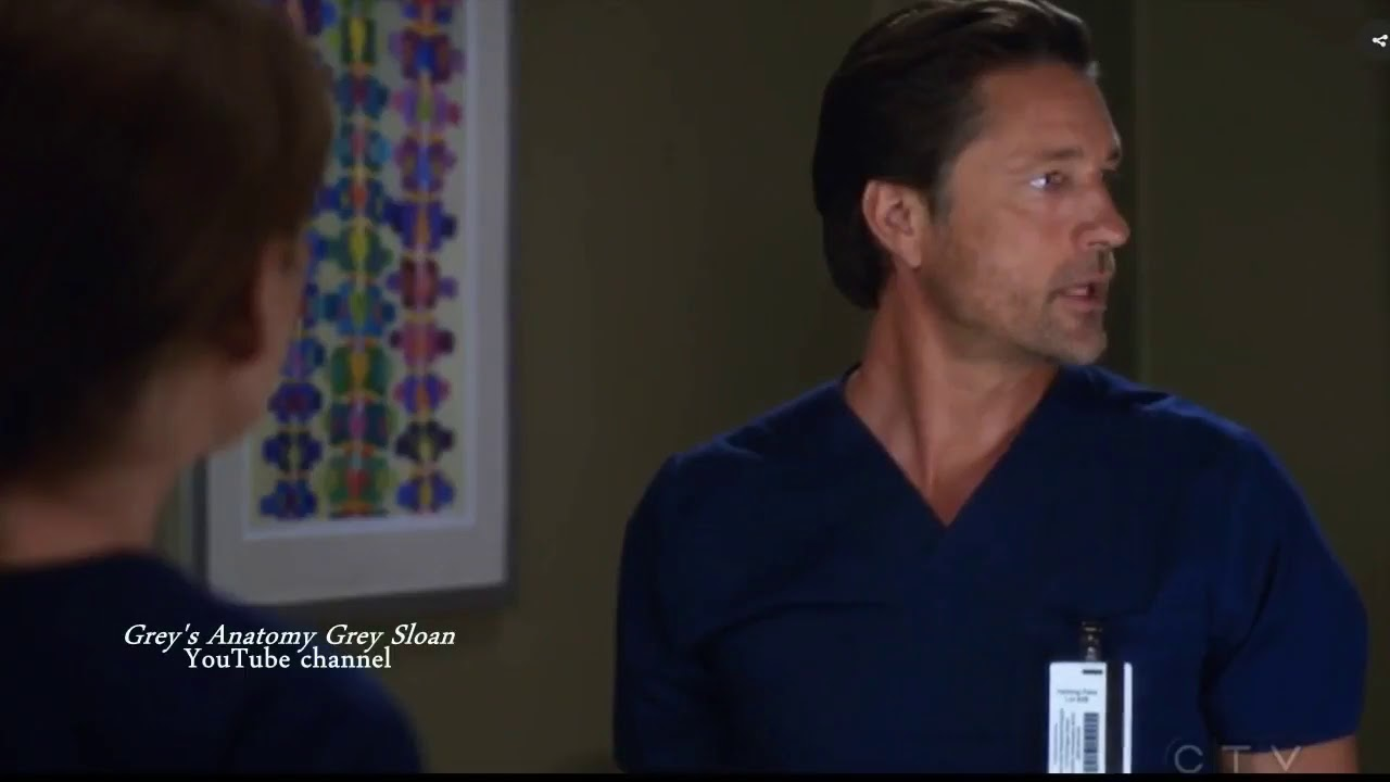 CTV SNEAK PEEK 2 - Grey\'s Anatomy 14x01 \