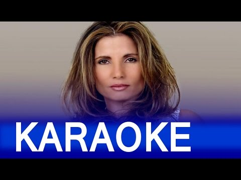 Robin Beck - First Time Lyrics Instrumental Karaoke
