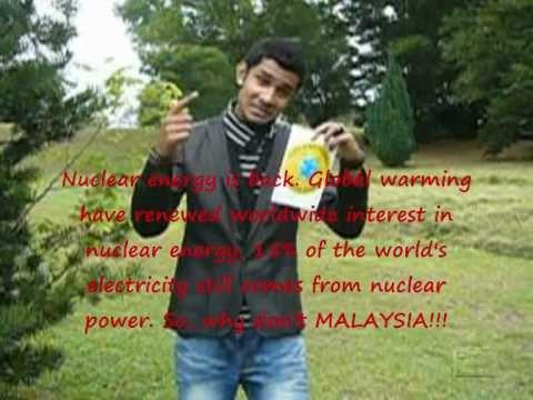 Nuclear Energy Song