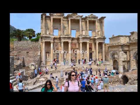 Port of Call Kusadasi Turkey And Ephesus