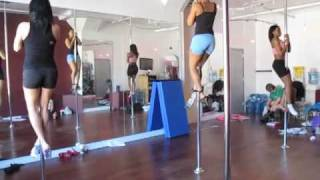 C Teacher Training Workshop: NG Wave Legs Progression