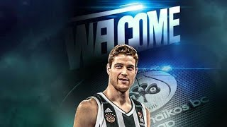 Jimmer Fredette welcome to Panathinaikos ☘ 🏀