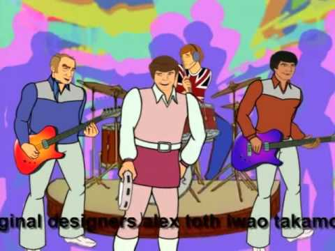 Sealab 2021 playing theme song