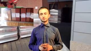 видео Почему нужно покупать кирпич от компании «Терекс»?