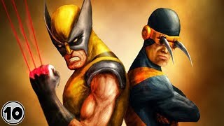 Top 10 Superheroes Who Swapped Powers
