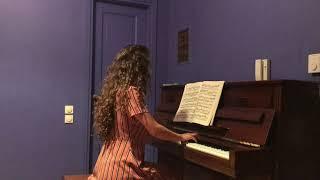 Book 2 - Prelude and Fugue in E major - Carolina Saddi Cury (MA)