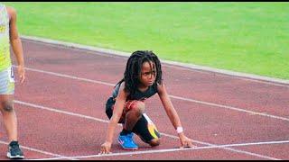 Nino de 7 anos es considerado el nuevo Usain Bolt