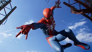 Spider-Man Ps4 Tribute - Spectacular Spider-Man Music Video