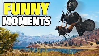 NEW PUBG MOBILE FUNNY MOMENTS , EPIC FAILS & MOMENTS #1