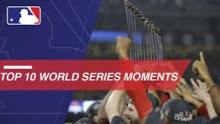 Top 10 2018 World Series moments