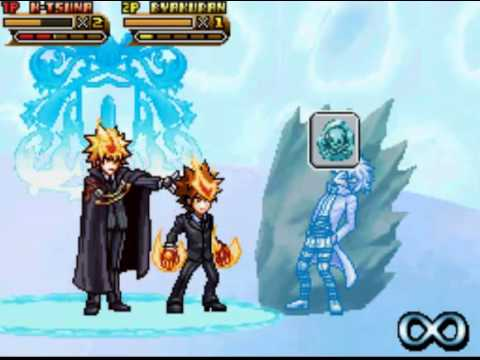 Katekyo Hitman Reborn Flame Rumble Xx Youtube