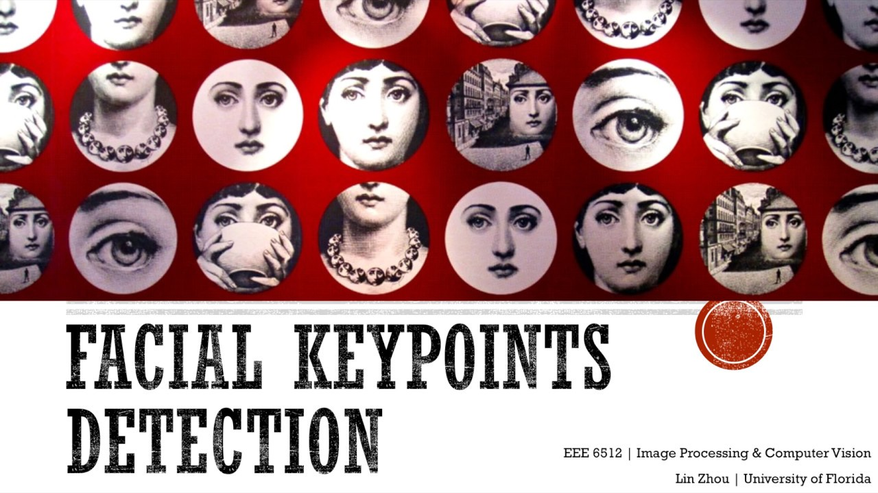 Facial Keypoints Detection