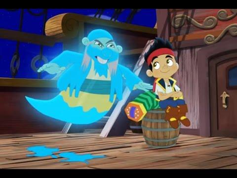 Джейк и пираты Нетландии - Безбилетные призраки/Счастливого тысячелетия -  Серия 29, Сезон 3