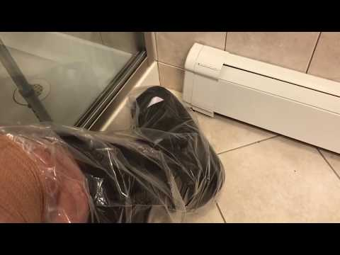 Shower Boot  - Best Shower Waterproof Cast Protector Review and Tutorial