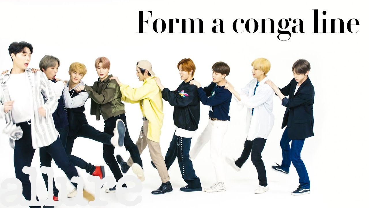 NCT 127 Try 9 Things They've Never Done Before | Allure