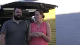 Gill & Thomas Testimonial - Space Centre Self Storage Kelowna