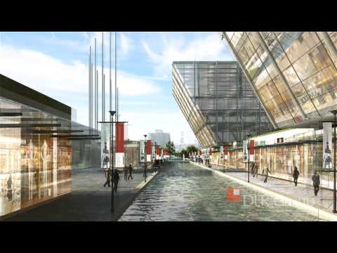 DLR Group to master plan adaptive reuse of coal-fired power plant in Shanghai
