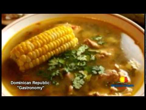 la comida de la republica dominicana cesar gautreaux youtube