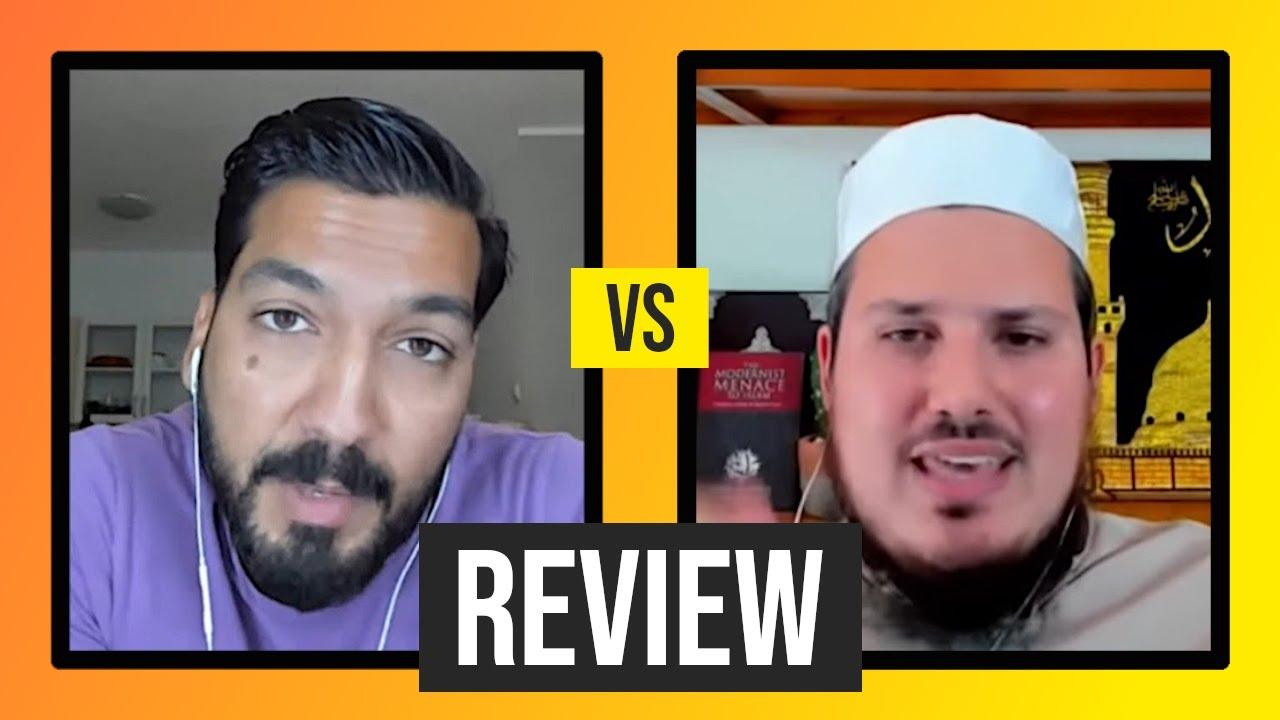 Harris Sultan vs Daniel Haqiqatjou DEBATE REVIEW