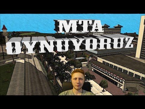 -MTA- Multi Theft Auto (Meslek Tanitimi) Criminal TÜRKÇE -HD