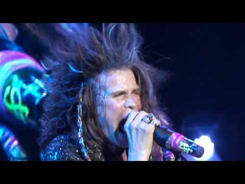 Aerosmith - Amazing - Lima 2011 Full HD