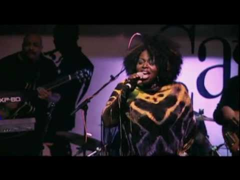 """ANGIE STONE """"Black Diamond"""" - Interview and Behind The Scenes"""
