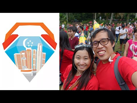 Mp3 Experiment Singapore 2015 by The Hidden Good to celebrate SG50