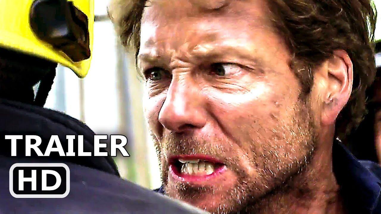 INFERNO SKYSCRAPER ESCAPE Official Trailer (2018) Claire Forlani, Jamie Bamber Action Movie HD
