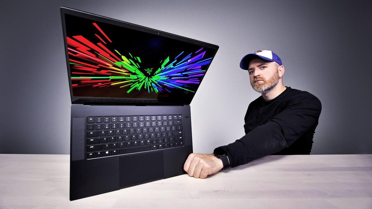 O laptop de tela OLED está finalmente aqui ... + vídeo