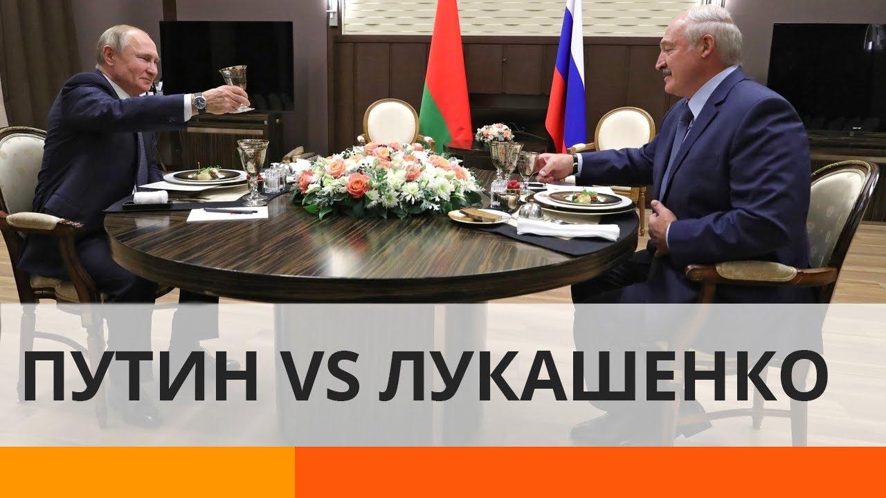 Путин против Лукашенко: конфликт диктаторов обостряется?