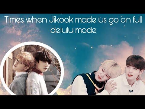 Times when Jikook made us go on full delulu mode