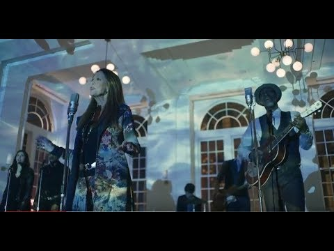 Rita Coolidge (ft. Keb' Mo') - Walking On Water (OFFICIAL VIDEO)
