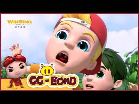 GG Bond: Adventure to the World EP15 Let's Go Hip-Hop 猪猪侠番外之环球日记 第十五集《歌舞青春》