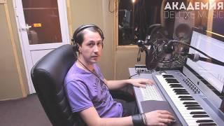 Создание трека в прямом эфире в программе Ableton Live 10 / Making Music in Ableton Live 10