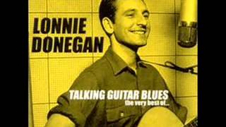 Talking Guitar Blues   Lonnie Donegan wmv   YouTube