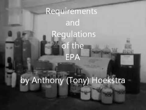 EPA Section 608 Requirements and Regulations
