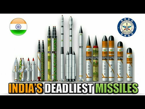 India's Deadliest Missile - List Of Powerful Indian Missiles | Future Indian Missiles (Hindi) streaming vf