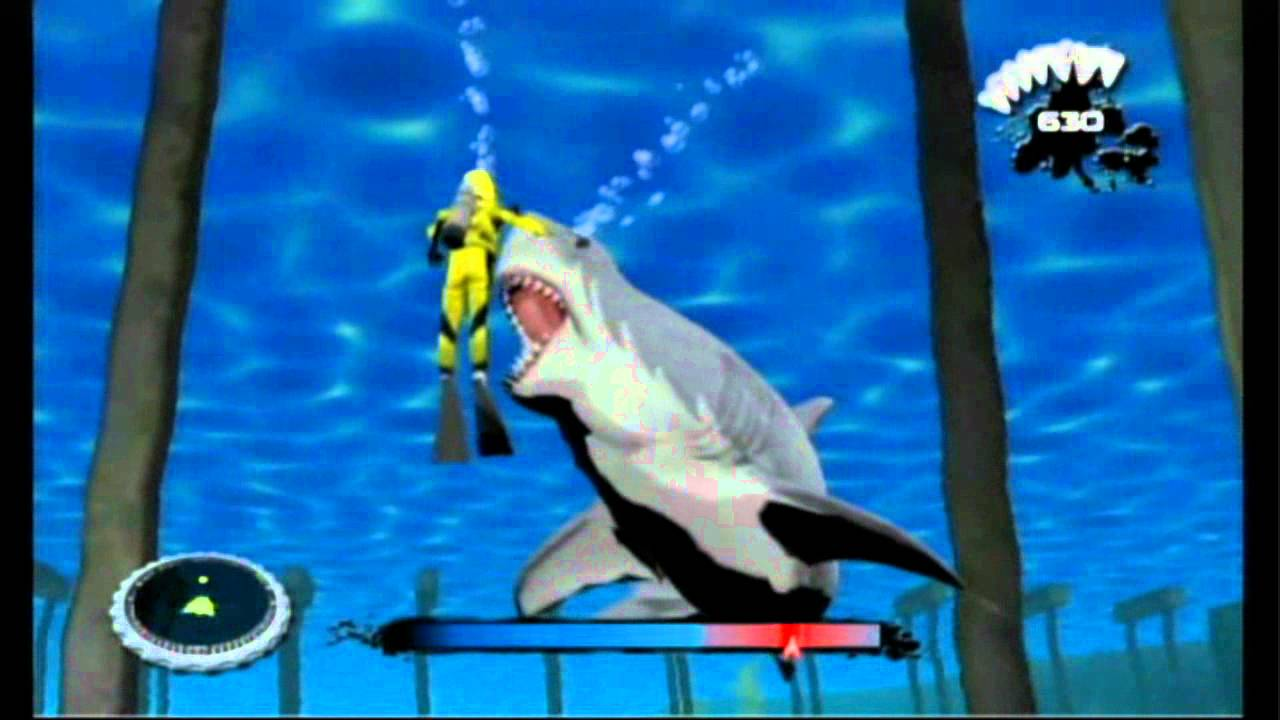 Jaws: Ultimate Predator Review (Wii) - YouTube