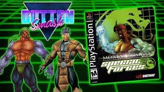 Mortal Kombat: Special Forces Review - Button Smash