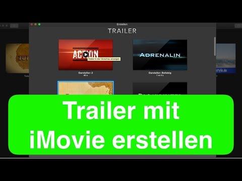 Imovie Trailer Erstellen