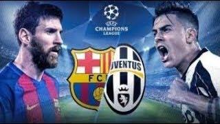 vuclip Live Barcelona vs Juventus 12 September 2017 - Champion League PreView