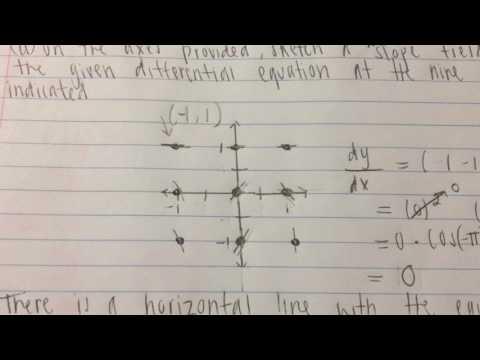 AP Calculus AB 2006 Q.5 Form B - YouTube