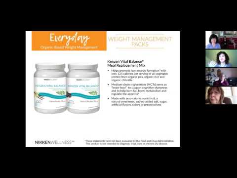 Nikken Weight Management Pak