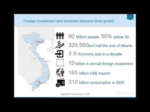 Tractus Asia Presents Canada - ASEAN Week - Doing business in Vietnam